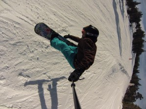 2013-2014 Snowboarding Log