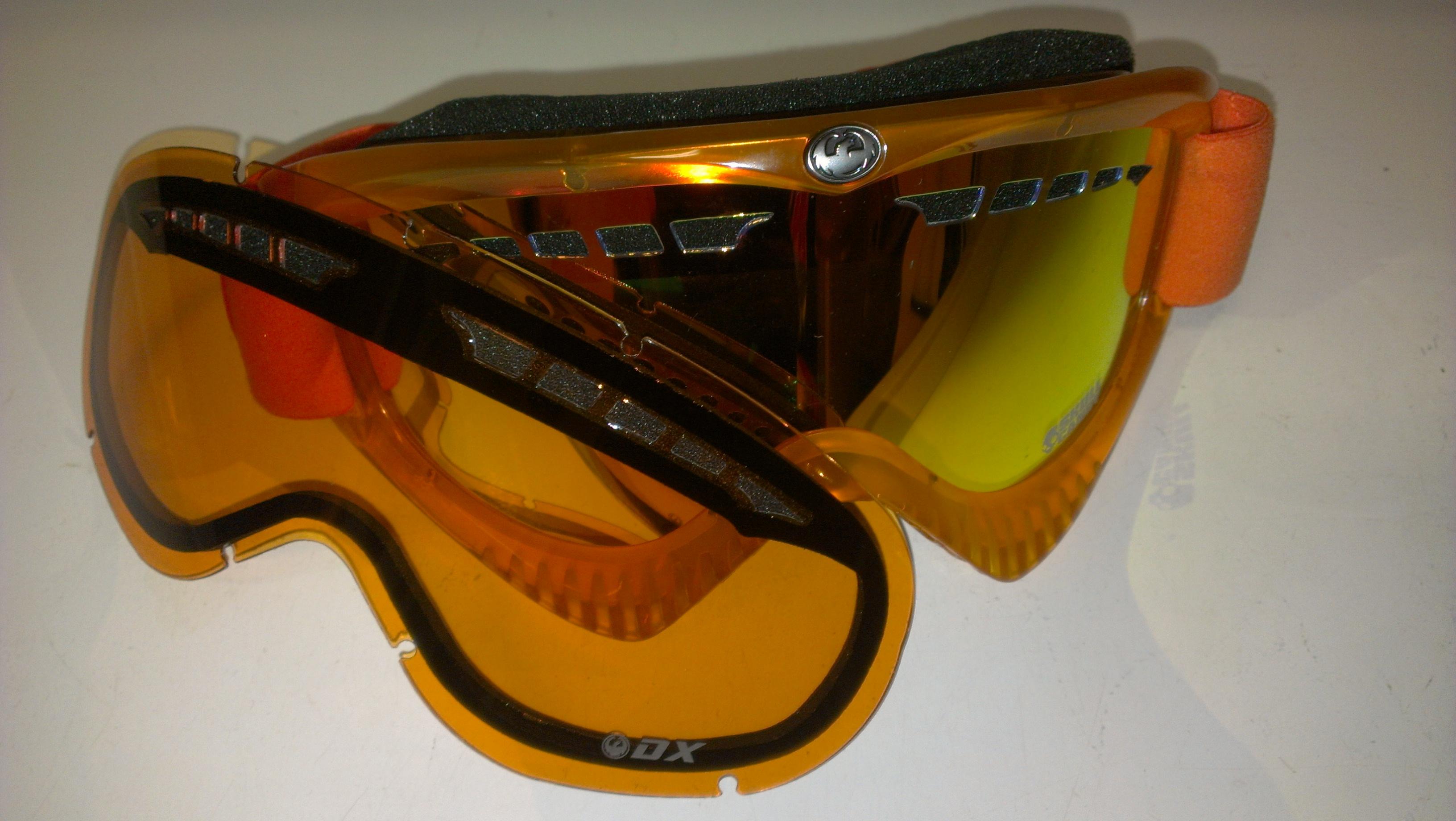 Dual Lense Dragon Goggles