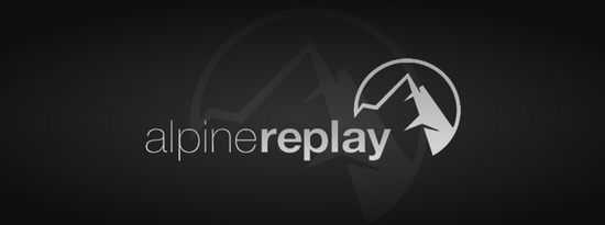 Alpine Replay Logo
