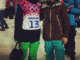Seamus O'Connor of Team Ireland Interview at Sochi 2014 Winter Olympics