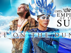 Empire of the Sun album Ice on the Dune